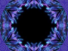2013 Violet Mandala